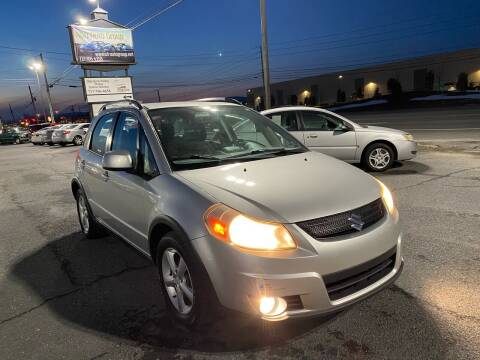 2009 Suzuki SX4 Crossover for sale at A & D Auto Group LLC in Carlisle PA