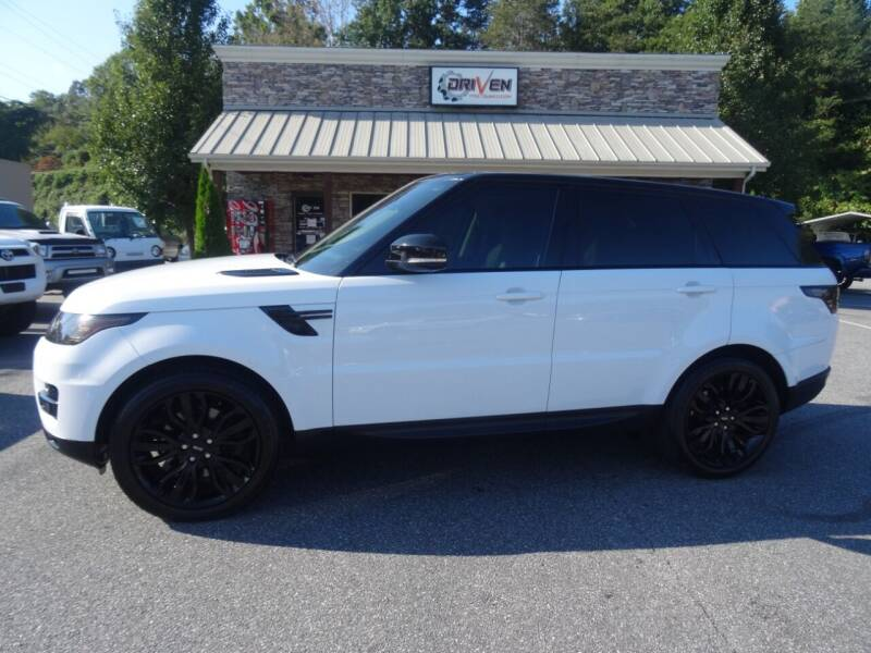2015 Land Rover Range Rover Sport for sale at Driven Pre-Owned in Lenoir NC