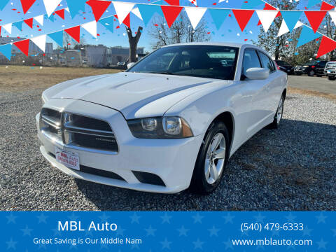 2011 Dodge Charger for sale at MBL Auto Woodford in Woodford VA