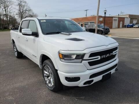 2021 RAM Ram Pickup 1500 for sale at LeMond's Chevrolet Chrysler in Fairfield IL