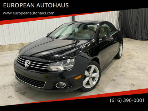 2012 Volkswagen Eos for sale at EUROPEAN AUTOHAUS in Holland MI