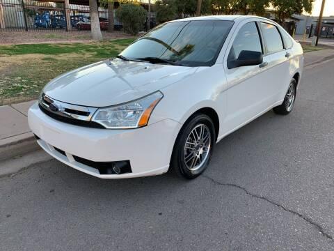 2010 Ford Focus for sale at Premier Motors AZ in Phoenix AZ