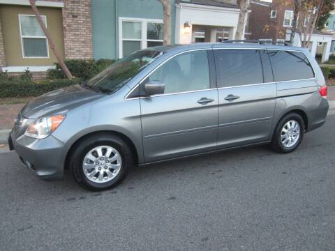 2009 Honda Odyssey for sale at PREFERRED MOTOR CARS in Covina CA