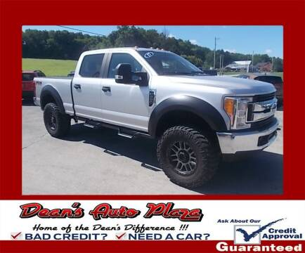 2017 Ford F-250 Super Duty for sale at Dean's Auto Plaza in Hanover PA