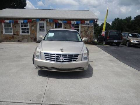 2008 Cadillac DTS for sale at Flywheel Auto Sales Inc in Woodstock GA