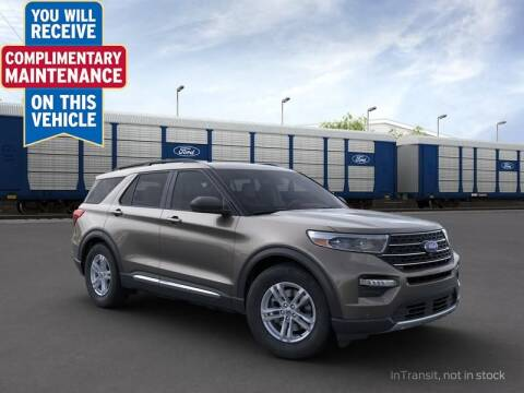 2021 Ford Explorer for sale at Ford Trucks in Ellisville MO