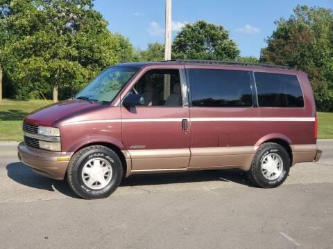 1997 Chevrolet Astro for sale at Superior Auto Sales in Miamisburg OH