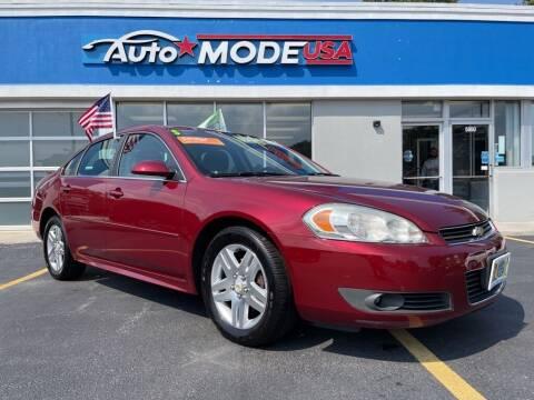2011 Chevrolet Impala for sale at AUTO MODE USA-Monee in Monee IL
