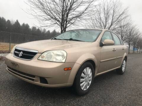 2007 Suzuki Forenza for sale at GOOD USED CARS INC in Ravenna OH
