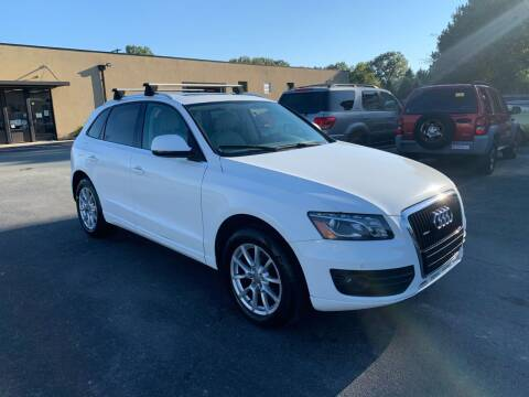 2009 Audi Q5 for sale at EMH Imports LLC in Monroe NC