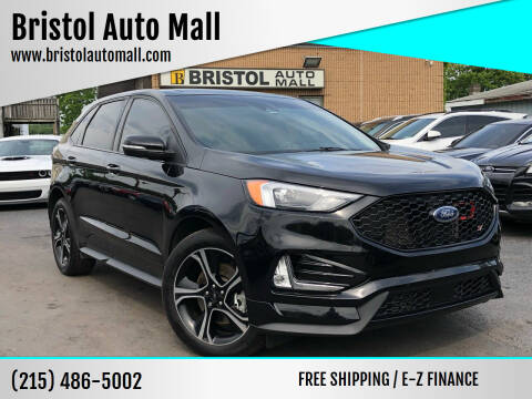 2019 Ford Edge for sale at Bristol Auto Mall in Levittown PA