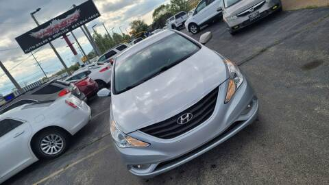 2013 Hyundai Sonata for sale at Washington Auto Group in Waukegan IL