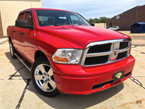 2011 RAM Ram Pickup 1500 for sale at Effect Auto Center in Omaha NE