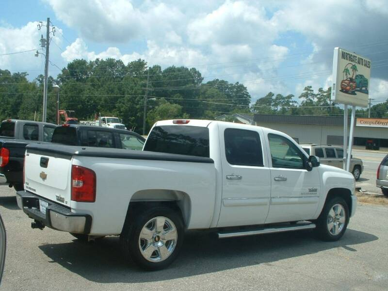 2009 Chevrolet Silverado 1500 for sale at Northgate Auto Sales in Myrtle Beach SC