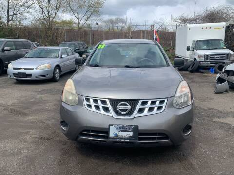 2011 Nissan Rogue for sale at 77 Auto Mall in Newark NJ