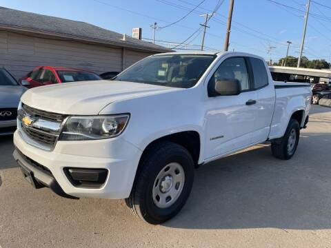 2016 Chevrolet Colorado for sale at Pary's Auto Sales in Garland TX