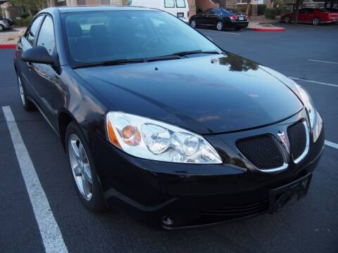 2007 Pontiac G6 for sale at Best Auto Buy in Las Vegas NV