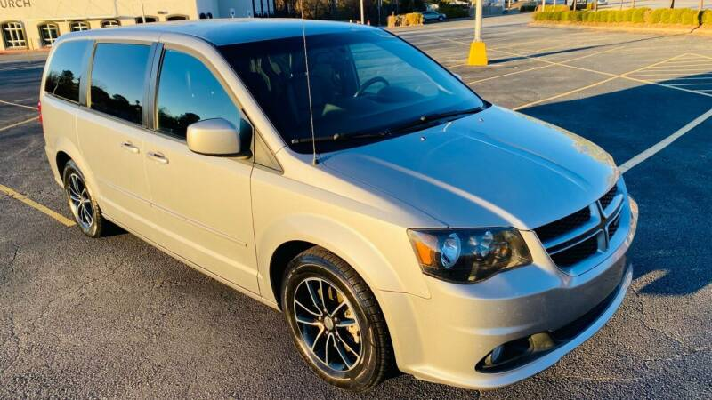 2017 Dodge Grand Caravan for sale at H & B Auto in Fayetteville AR