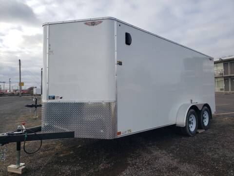 2021 H&H 16 FOOT CARGO for sale at ALL STAR TRAILERS Cargos in , NE