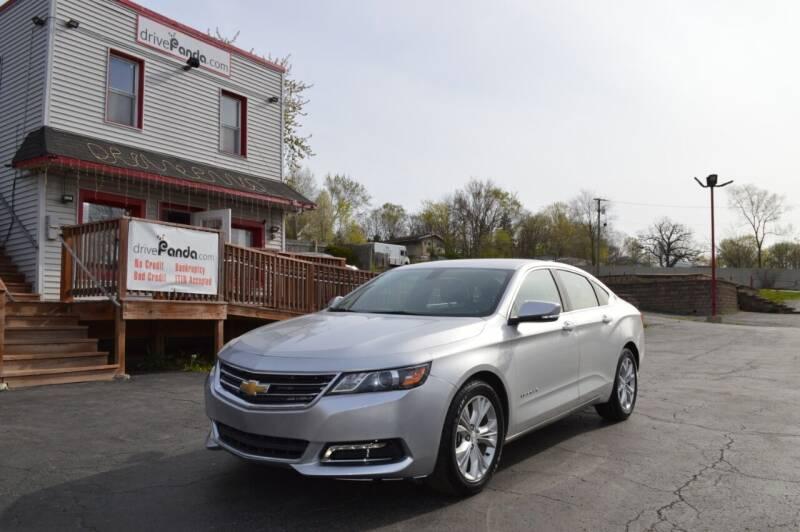 2019 Chevrolet Impala for sale at DrivePanda.com Joliet in Joliet IL