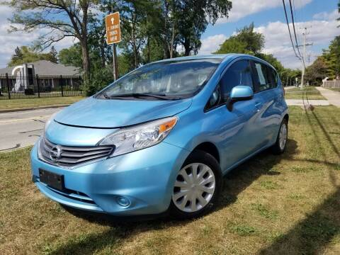 2014 Nissan Versa Note for sale at RBM AUTO BROKERS in Alsip IL