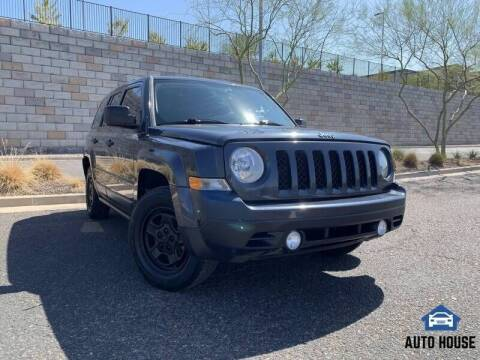 2015 Jeep Patriot for sale at MyAutoJack.com @ Auto House in Tempe AZ