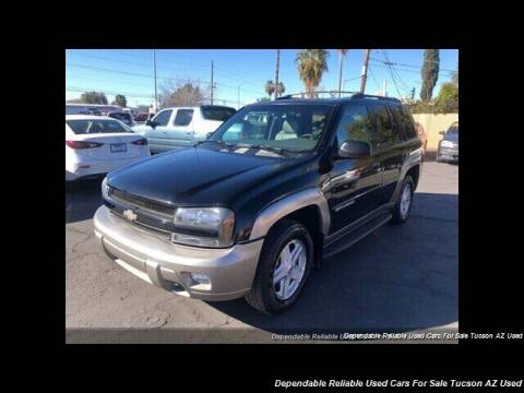 2003 Chevrolet TrailBlazer for sale at Noble Motors in Tucson AZ