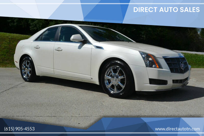 2009 Cadillac CTS for sale at Direct Auto Sales in Franklin TN