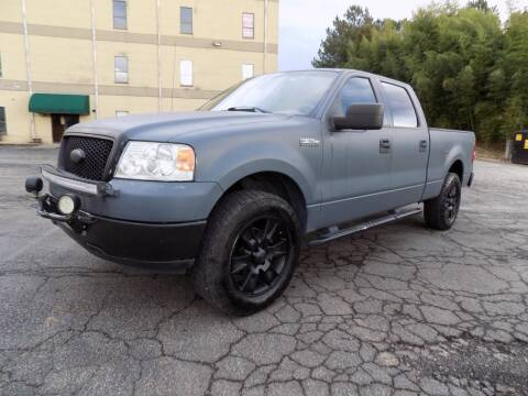2006 Ford F-150 for sale at S.S. Motors LLC in Dallas GA