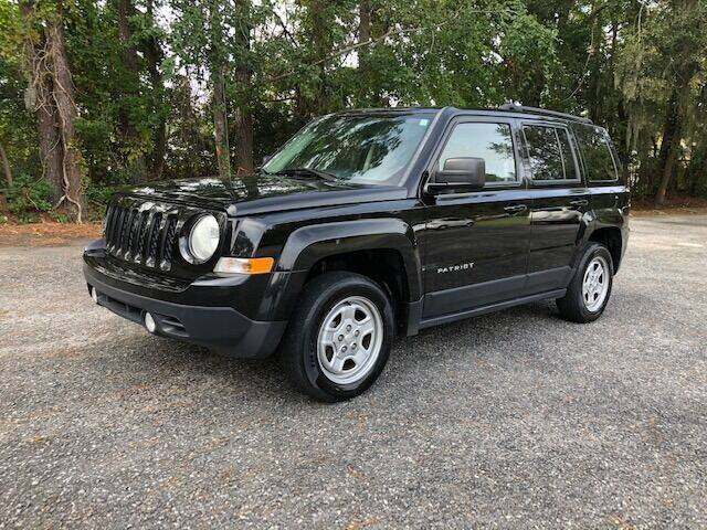 2015 Jeep Patriot for sale at Lowcountry Auto Sales in Charleston SC