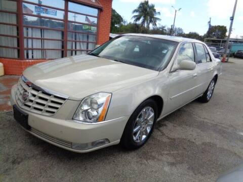 2011 Cadillac DTS for sale at Z MOTORS INC in Hollywood FL