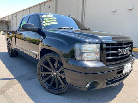 2008 GMC Sierra 1500 for sale at Xtreme Truck Sales in Woodburn OR