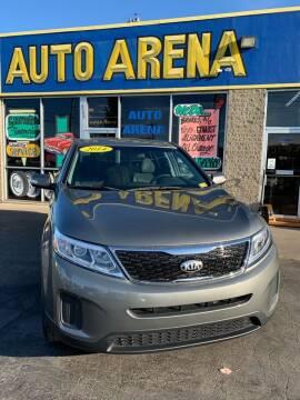 2014 Kia Sorento for sale at Auto Arena in Fairfield OH