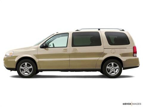 2006 Chevrolet Uplander for sale at Jamerson Auto Sales in Anderson IN