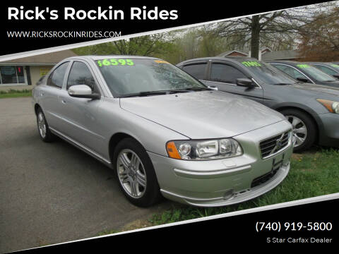 2007 Volvo S60 for sale at Rick's Rockin Rides in Reynoldsburg OH