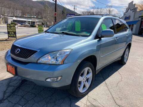 2006 Lexus RX 330 for sale at BRATTLEBORO AUTO SALES in Brattleboro VT