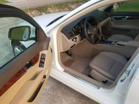 2009 Mercedes-Benz C-Class for sale at J & J Auto Brokers in Slidell LA