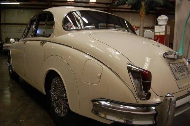 1961 Jaguar Mark II  - Marietta GA