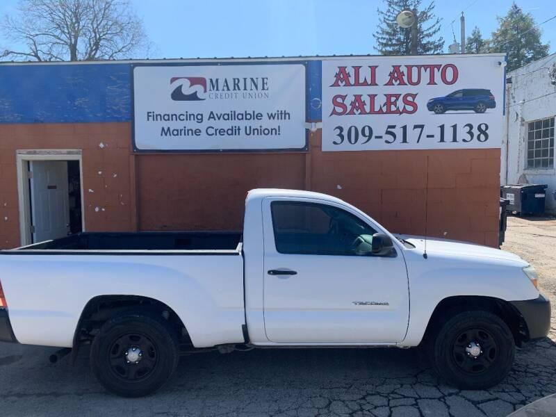 2008 Toyota Tacoma for sale at Ali Auto Sales in Moline IL
