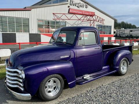 1953 Chevrolet 3100 for sale at Drager's International Classic Sales in Burlington WA