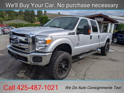 2016 Ford F-350 Super Duty for sale at Platinum Autos in Woodinville WA