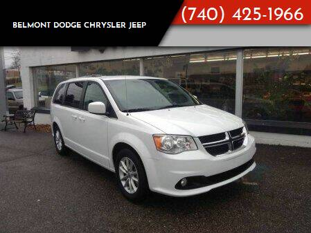 2019 Dodge Grand Caravan for sale at BELMONT DODGE CHRYSLER JEEP in Barnesville OH