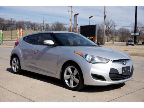 2012 Hyundai Veloster for sale at Sand Springs Auto Source in Sand Springs OK