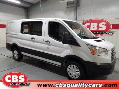 2019 Ford Transit Cargo for sale at CBS Quality Cars in Durham NC