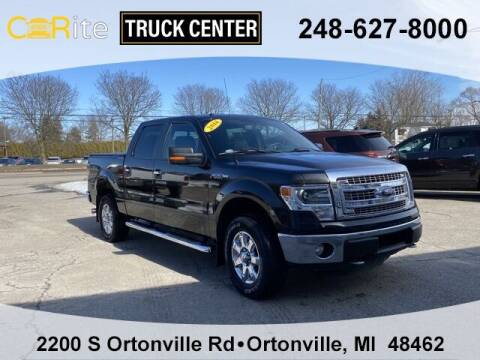 2014 Ford F-150 for sale at Carite Truck Center in Ortonville MI