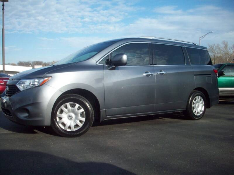 2014 Nissan Quest for sale at Whitney Motor CO in Merriam KS