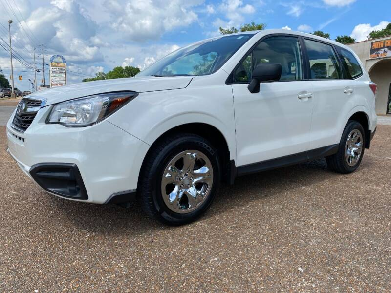 2017 Subaru Forester for sale at DABBS MIDSOUTH INTERNET in Clarksville TN