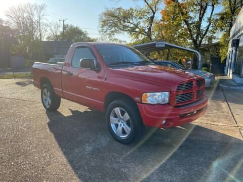 2003 Dodge Ram Pickup 1500 for sale at The Auto Lot and Cycle in Nashville TN