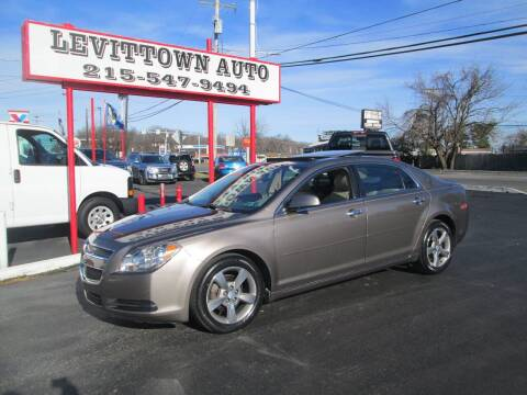 2012 Chevrolet Malibu for sale at Levittown Auto in Levittown PA