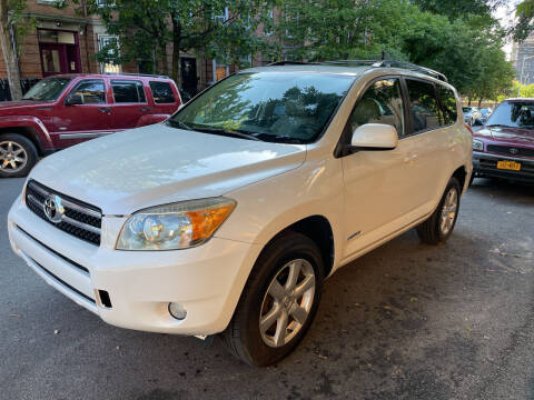 2007 Toyota RAV4 for sale at Gallery Auto Sales in Bronx NY